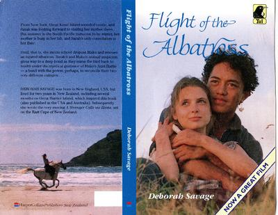 Film edition book jacket, HarperCollins New Zealand